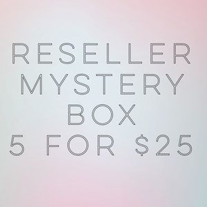 Reseller Mystery Box 5 for $25